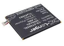 UK Battery for Alcatel One Touch Pop S7 OT-7045 TLp030B1 TLp030B2 3.8V RoHS