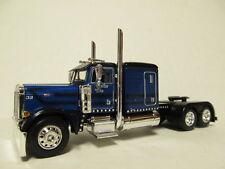 DCP 1/64 PETERBILT 379 MEDIUM BLUE/DARK BLUE PAUL MARCOTTE FARMS (TRACTOR ONLY)