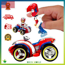 Paw Patrol Toys Ryder's Rescue ATV Vehicle And Figure Puppy Dogs Plush Chew Toys