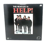 The Beatles In Help! Criterion CLV Laserdisc LD Paul McCartney Digital Sound