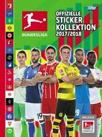 Topps ALDI Fußball Bundesligasticker 2017/2018 - 20 Sticker auswählen