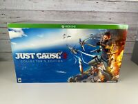 Just Cause 3: Collector's Edition (Microsoft Xbox One, 2015) Brand New *SEALED*