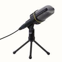 Audio Professional Condenser Microphone Mic Studio Sound Recording w/Shock Mount