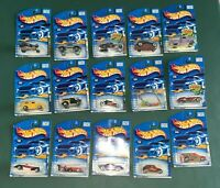 VINTAGE Hot Wheels Mattel Wheels Diecast Cars All Unopened