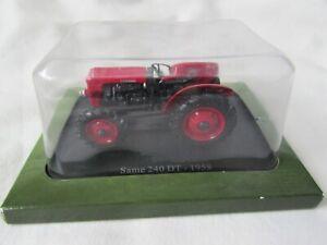 @Universal Hobbies Hachette Same 240 DT Tractor 1958 Model-NEW@