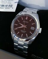 NEW Seiko SARB033 Mechanical Automatic Watch Made in Japan SAPPHIRE 6R15-00C1