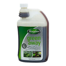 Interpet Green Away 1 Litre Fish Pond Water Algae Treatment over 4000 gallons
