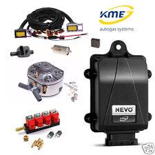 KME Nevo LPG Autogas Gasanlage Frontkit 4 Zylinder Valtek Injekoren 150KW NEVO