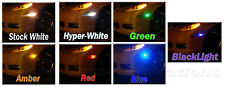 C6 Corvette Z06 ZR1 LS7 LS3 LS2 Clear OR Smoked Side Marker LEDs ONLY