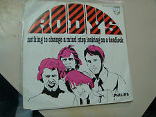 "RO-D-YS:Stop Looking On A Deadlock-Nothing To Change A Mind-Holland 7""PhilipsPSL"