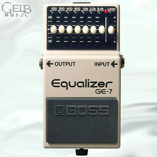 Roland / BOSS GE-7 Equalizer Pedal - GE-7