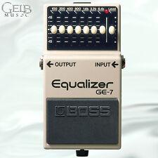 Roland / BOSS GE-7 Equalizer Pedal - GE-7