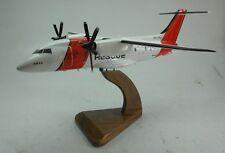 Dornier 328 AMSA Rescue Australia Airplane Mahogany Dried Wood Model Small New