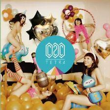 Tetra - C2c (2013, CD NUEVO)