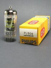 1 tube electronique PHILIPS RTC PL508/vintage valve tube amplifier/NOS  -