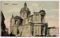 Namur, Belgie / Belgique / Belgium vintage Postcard CPA - La Cathédrale
