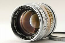 Ex+++  Canon Serenar 50mm f1.8 Rigid Lens Leica L39 Screw Mount from Japan 63