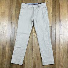 New listing Banana Republic Pants Mens 31 x 30 Tan Cotton Chino Modern Slim Fit Pockets