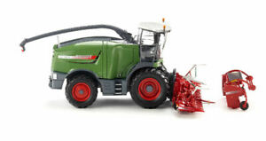 Model tractor Crew Agricultural Wiking Vacuum Shredder For Insilato Maize Fe