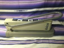 Ibico Eb 19 Comb Binding Machine Binder With Hole Punch And Wire Spiral