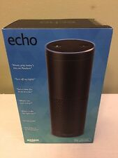 NEW & SEALED AMAZON ECHO BLACK ECHO SK705DI ALEXA ENABLED BLUETOOTH WIFI SPEAKER
