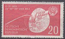 DDR/GDR n. 721 ** sbarco di Lunik 2 sulla Luna