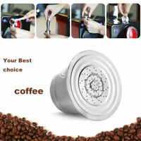 Stainless Steel Refillable Reusable Coffee Capsule Pod For Nespresso Coffee Tool