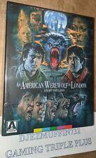 An American Werewolf In London Limited Edition Blu-Ray + Dvd (Region A)