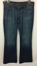 Citizens Of Humanity Jeans Ingrid #002 Stretch Low Waist Flair Flare Size 30