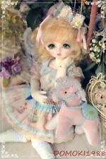 1/4 BJD doll Girl Rosenlied Bambi RL doll  FREE FACE MAKE UP+FREE EYES_type C