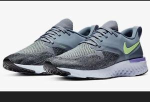 New Men Nike AH1015-401 Odyssey React 2 Flyknit  Running Shoes Sneaker Size 11