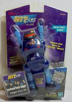 TIGER 2001 HIT CLIPS BEAT BOX 6000 PLAYER DANCING ROBOT BACKSTREET BOYS CLIP HTF
