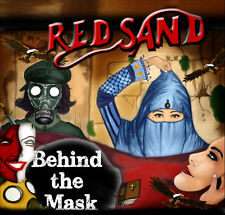 CD Red Sand-Behind the Mask