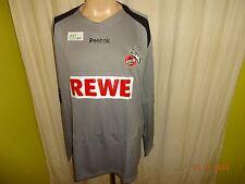 "1.FC Köln Original Reebok Torwart Trikot 2009/10 ""REWE"" Gr.XXL Neu"