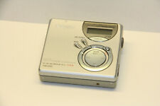 Sony Mz-N510 Portable MiniDisc Recorder with Accessories