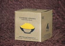 Organic Turmeric Powder 400 gms, Best Quality, 100% Pure - Curcumin 4.42%