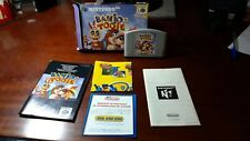 Banjo-Tooie | NINTENDO 64, N64 | With BOX and INSTRUCTIONS