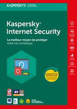 KASPERSKY INTERNET SECURITY 2020-2021 WINDOWS/MAC/ANDROID 1YEAR GLOBAL VERSION