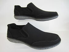 Mark Nason Helston 68130 Mens Casual Textile Slip On Black Shoes UK 7/8/9 (GO)