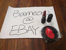 Bite Beauty Amuse Bouche Lipstick sample size Sake + round mirror