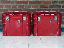 2 hepco & becker Gobi 37 maleta páginas maleta motocicleta maleta conjunto de Maleta panniers