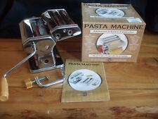 Norpro Stainless Steel 9 Settings #1049 Pasta Machine