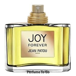 NEW JOY FOREVER by JEAN PATOU for WOMEN 2.5 oz (75 ml) EDP Spray NEW TESTER