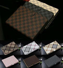 Luxury Folding Folio Leather Case Smart Cover For Apple iPad 4 3 2 Air 1 2 Mini