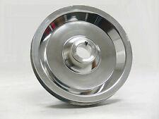 OBX Aluminum Crank Pulley Fits 96 97 98 99 00 Civic 1.6L SOHC Silver