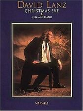DAVID LANZ CHRISTMAS EVE - PIANO SOLO SONGBOOK 308261