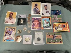 Junk Drawer lot A: Real Gold, 90% Silver coins, Ancient Coin, 99c Start, NR
