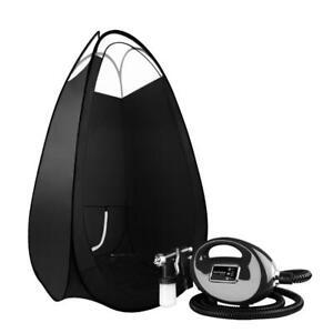 Alba. Spray Tan Machine Spray Gun Spray tent Kit HVLP System Sunless