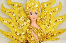 NEW Barbie Doll Bob Mackie Goddess of the Sun 1995 Mattel Toy Original Box 14056