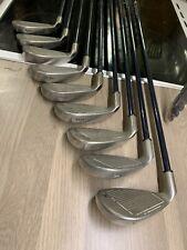 Callaway set Big Bertha X12 Irons & Drivers  golf clubs Excellent